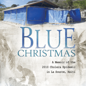 Blue Christmas Book by Katrina Hoover Lee